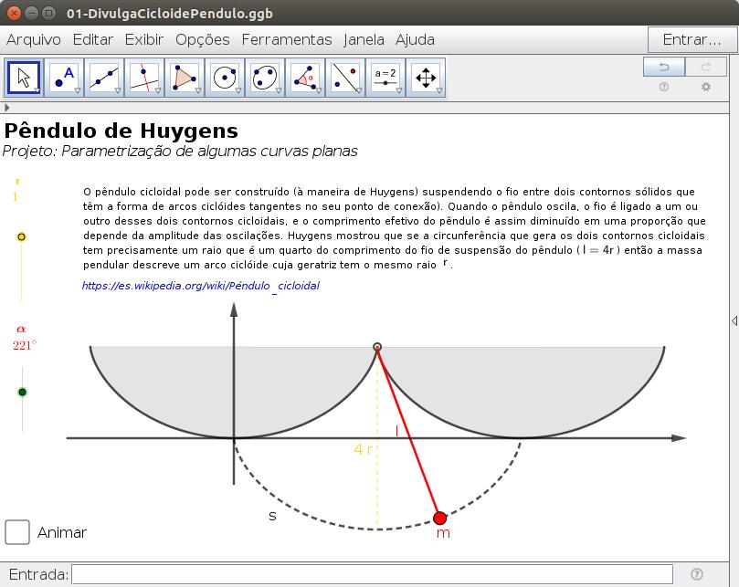 Pêndulo de Huygens