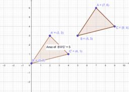 Translate Triangle to Origin