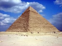 Pyramide und Kegel