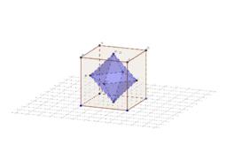 Oktaeder und Würfel