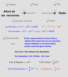 CG2ESO_6_2_Volumen de la Esfera. Principio de Cavalieri (José Manuel Arranz)