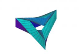 polygone tordu