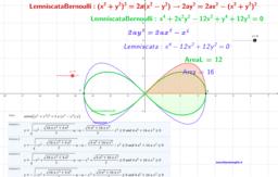 Lemniscata di Bernoulli