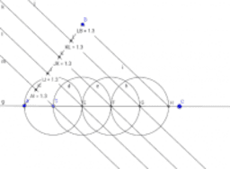 divide segment into fifths
