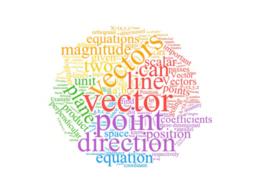 MEI 3D Vector Geometry