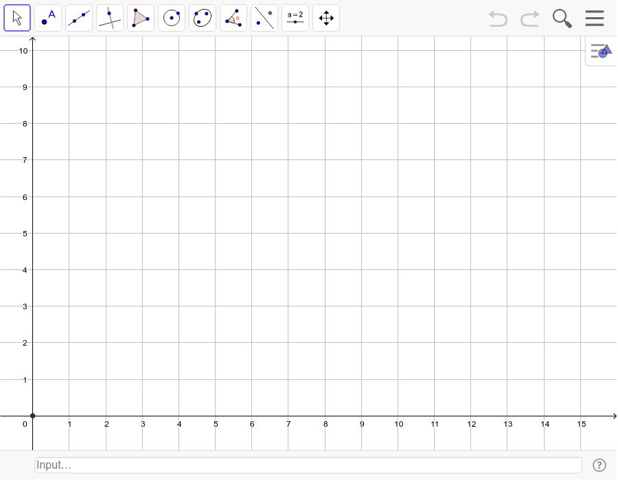 Disegna un triangolo isoscele con la base (AB) di 4 cm e gli angoli alla base (BAC e ABC) di 72°. Usa gli strumenti di geogebra: angolo di data misura e asse della base per trovare il punto C vertice. Traccia la bisettrice dell'angolo alla base in A (BAC) Premi Invio per avviare l'attività