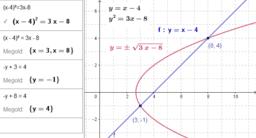 Másodfokú egyenletek