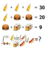 CAS, øl, hamburger og pølse