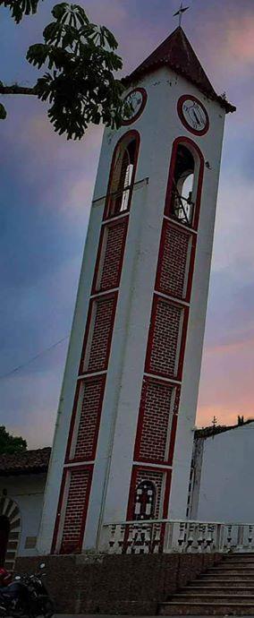 Torre de San Lorenzo Ubicada en el Municipio de Suaza Huila