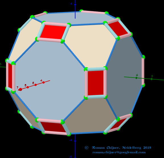 Truncated Cuboctahedron, V=48