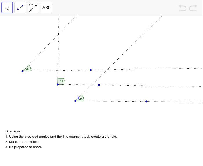 AAA Triangle Congruence Criteria Press Enter to start activity