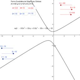 Noções de Geometria Analítica com a Plataforma GeoGebra