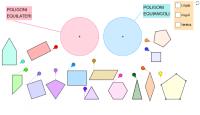 Poligoni equilateri ed equiangoli