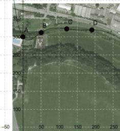 Flächeninhalt mit Unter - und Obersumme