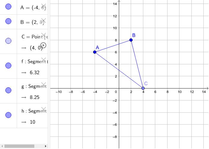 Segment AB, segment BC, and segment AC are midsegments of triangle XYZ. Press Enter to start activity