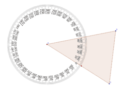 Ultimate SVG protractor