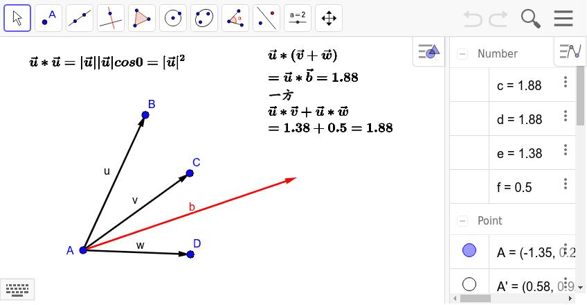 ベクトルを使うと何故簡単になるのか。それは道具としての数学の一面を示している。単純な形式のもつ表現力なのだ。