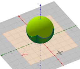 Projectant un quadrat sobre una esfera