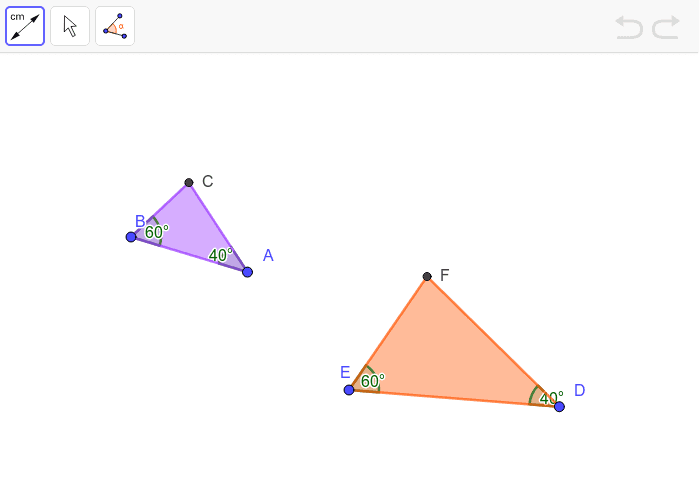 5.2 (?? Triangle Similarity Theorem) Press Enter to start activity