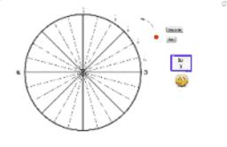 Intro To Radians Geogebra