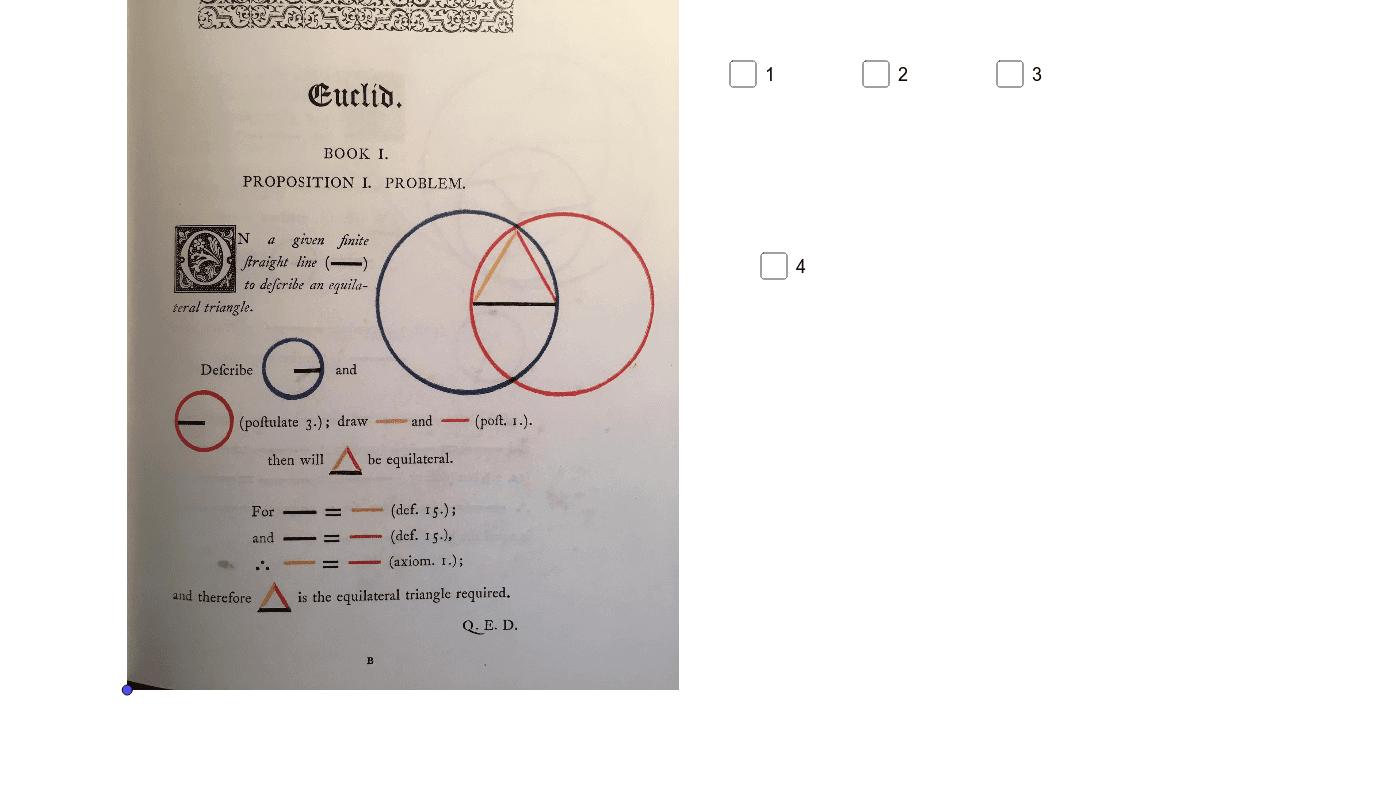 Euclides Klik op Enter om de activiteit te starten