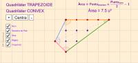 Quadrilàters i el teorema de Pick