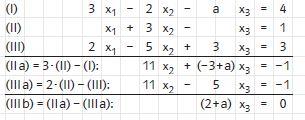 1. Führe die angegebenen Äquivalenzumformungen aus.