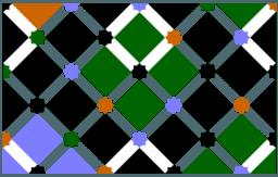 (prof. Cambré) Alhambra met passer, liniaal en GeoGebra