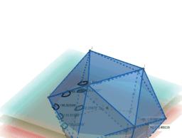 icosahedron cross sections