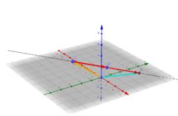 Parametergleichung einer Geraden