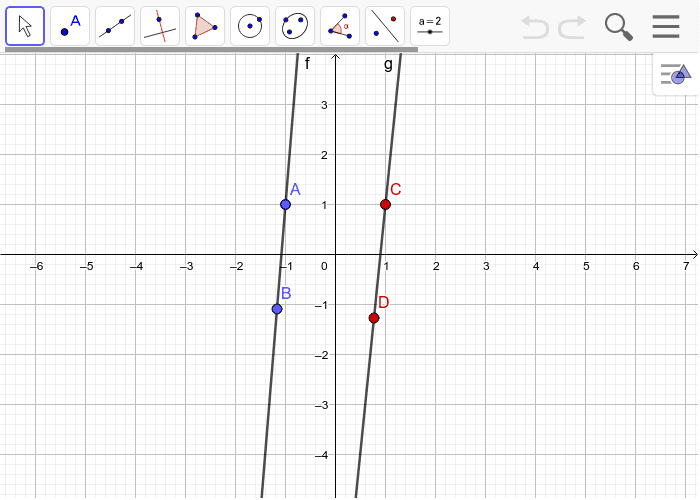 Basic Coordinate Plane for Graphing Equations Press Enter to start activity