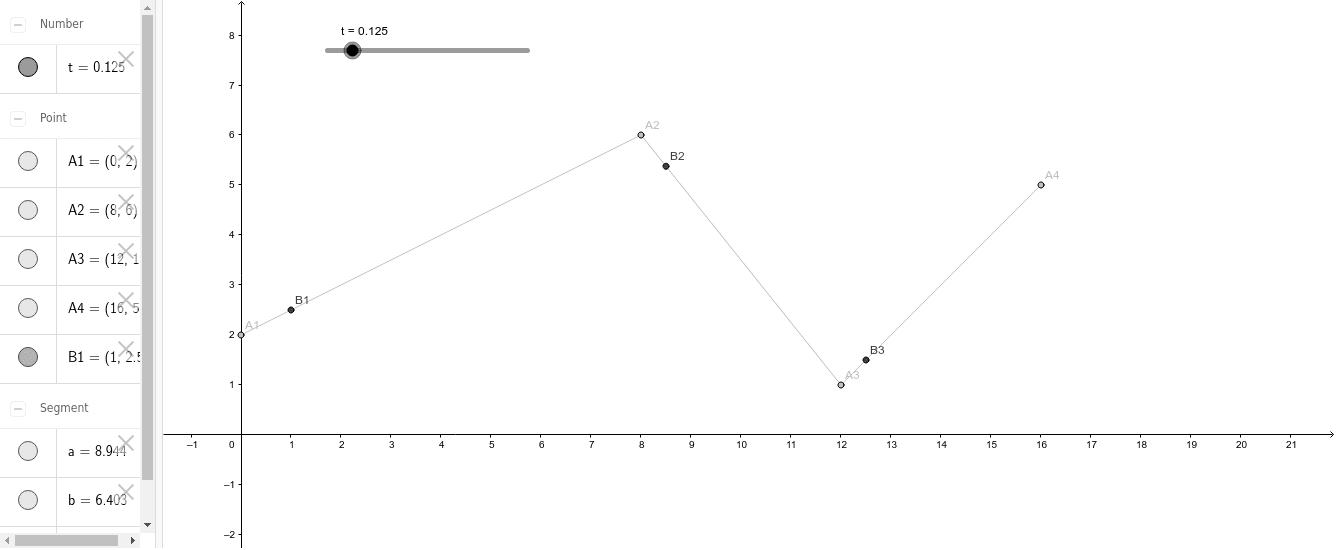 Three Line Segments Press Enter to start activity