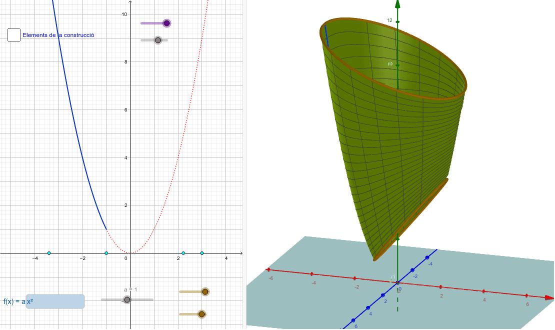 Moveu els punts lliscants de la part inferior dreta si no surt la figura.