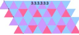 Regular tessellation