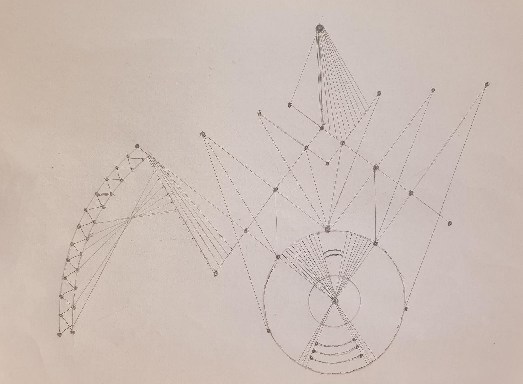 """[url=https://gradini-fractale-geometrice.webnode.ro/_files/200000067-9c87d9c87f/1-67.jpg]Fractal unic desenat de mine, pornit de la un punct, generand un patrulater  final cat si iluzia piramidei care duce la supersimetrie. Supersimetria  se dovedeste in cele din urma a fi o realitate a Universului nostru, iar  ea trebuie sa nu fie tocmai perfecta. E nevoie ca unele simetrii sa fie  putin """"rupte"""" ca sa folosim limbajul specialistilor. Supersimetria are  legatura cu teoria corzilor, sau asa zisa """"String Theory"""". Pana la urma  supersimetria ar putea exista si fara teoria corzilor. Supersimetria ar  putea ajuta si la clarificarea unora dintre misterele teoretice din  fizica cuantica actuala.[/url]"""
