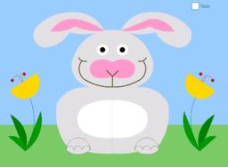 Het symmetrische konijn