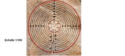 Le jardin Labyrinthe de Pierrefond