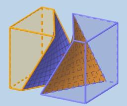 Mitad del cubo 2
