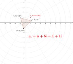 Raíces de un complejo z= (a+bi)
