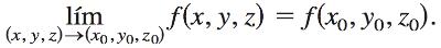 [left]    Definición de Continuidad[/left]