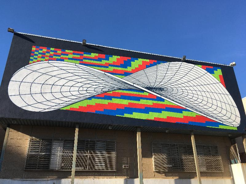 Edifici Florensa de la facultat de Belles Arts