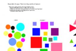 Kopia av Sagan om det lilla huset - en geometrisaga