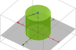 Sólido geométricos: Cilindro