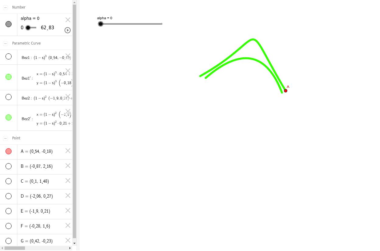 Boomerang rotant
