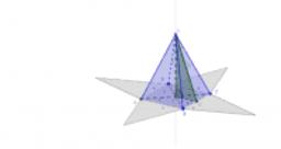 The Quadratic Pyramid