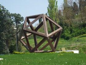 Icosaedro dal vero
