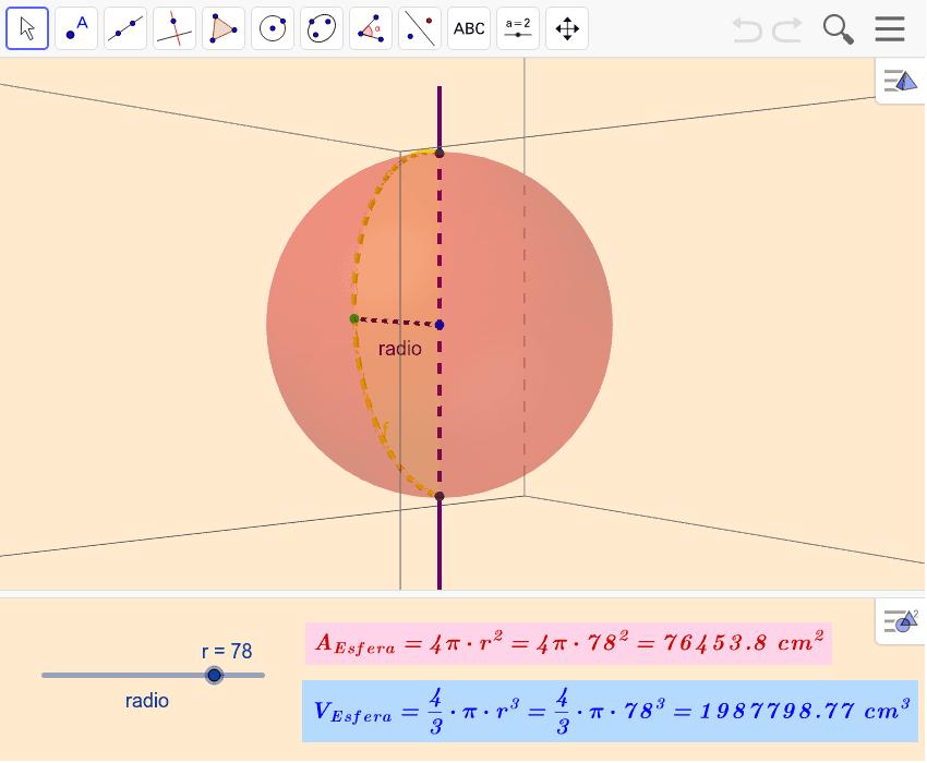 Haz los cálculos en tu cuaderno y utiliza esta escena para comprobar las soluciones. Presiona Intro para comenzar la actividad
