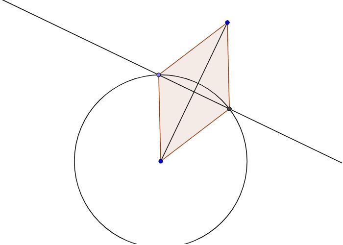 Las diagonales del rombo Presiona Intro para comenzar la actividad