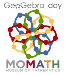 GeoGebra day at MoMath
