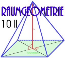 Raumgeometrie 10 II